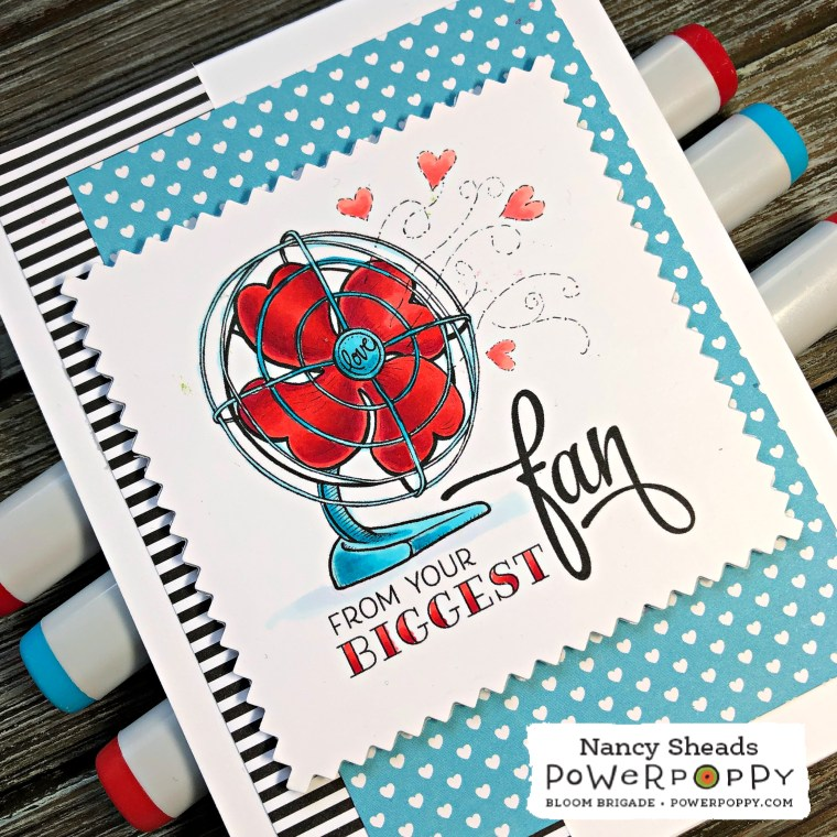 Rowhouse Greetings | Va-Va-Valentines by Power Poppy