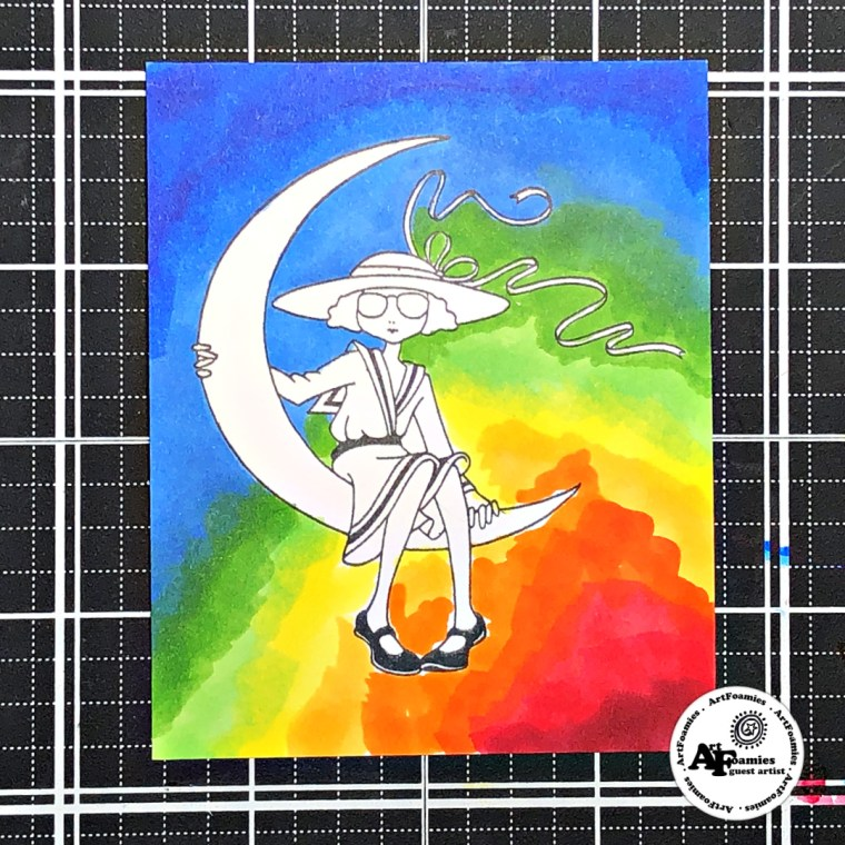 Rowhouse Greetings | Mary Englebreit Wishing Upon a Star by Rubber Moon