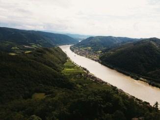 Danube, near Melk, Austria
