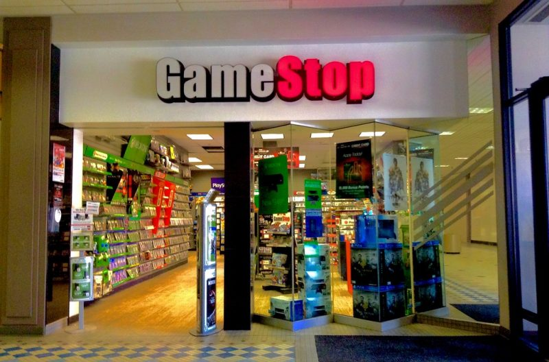 GameStop Enfiel by Mike Mozart of TheToyChannel and JeepersMedia