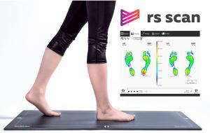 Footscan® high tech dynamic gait analysis
