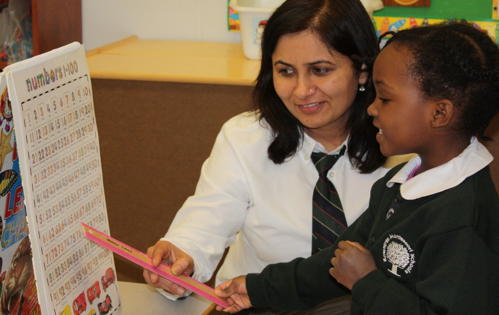 Fostering a love for learning