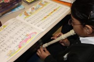 Music-Developing musical harmony