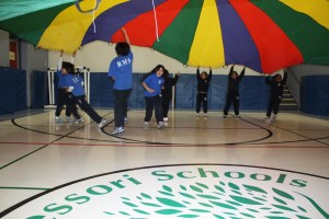 Physical Education-Having fun being active