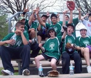 Sports-Team spirit