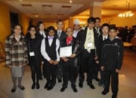 RMS Delegation for Model United Conference