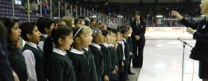 Rowntree Montessori Choir