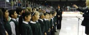 Rowntree Montessori Choir