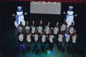 Grade 3B Singing and Dancing