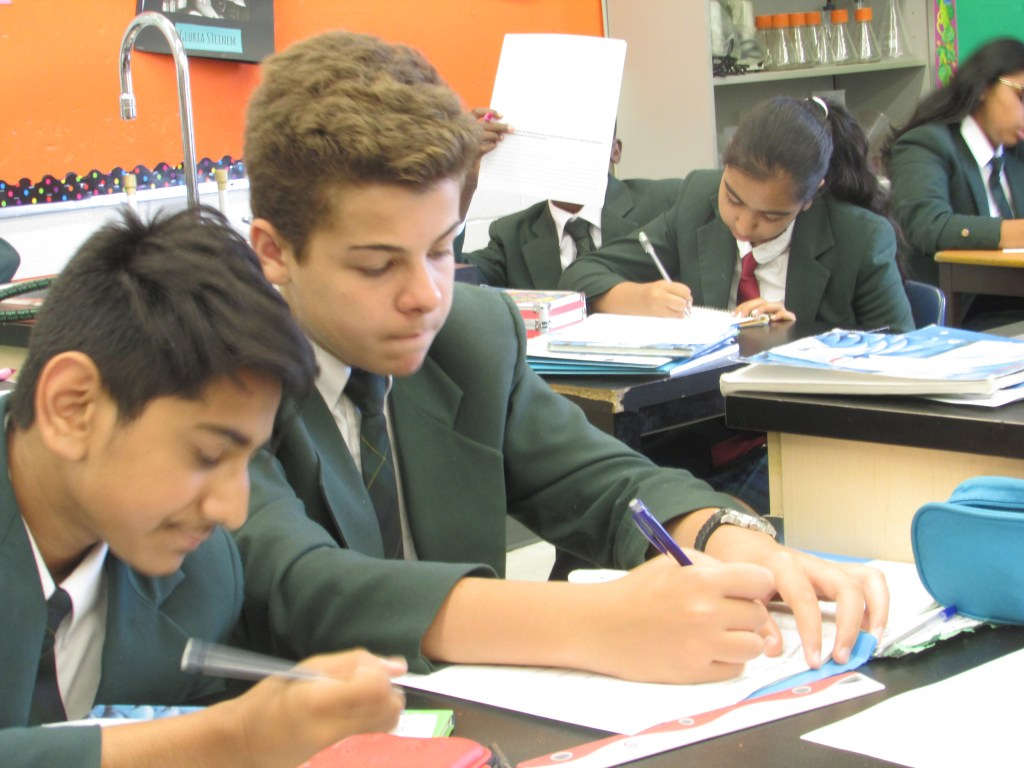 Students are enriched by a diverse curriculum