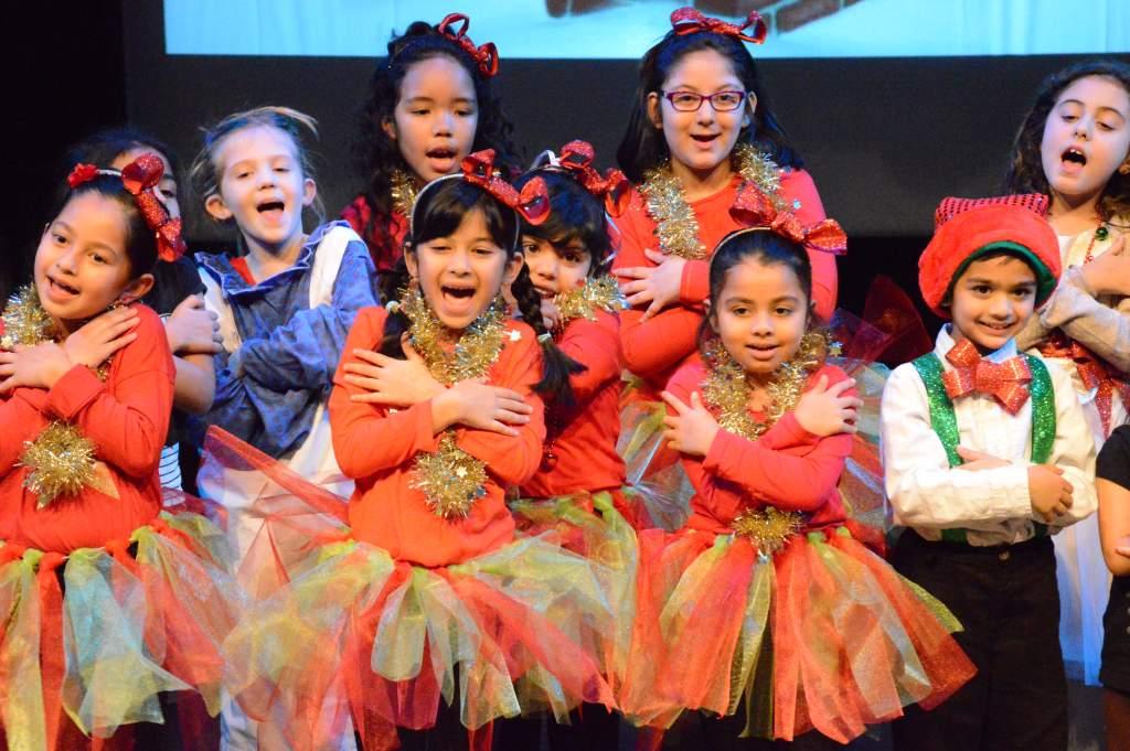 The Junior Choir