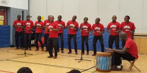 WE DAY Kenyan Boys Choir