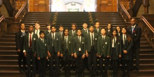 Visit to the Legislative Assembly