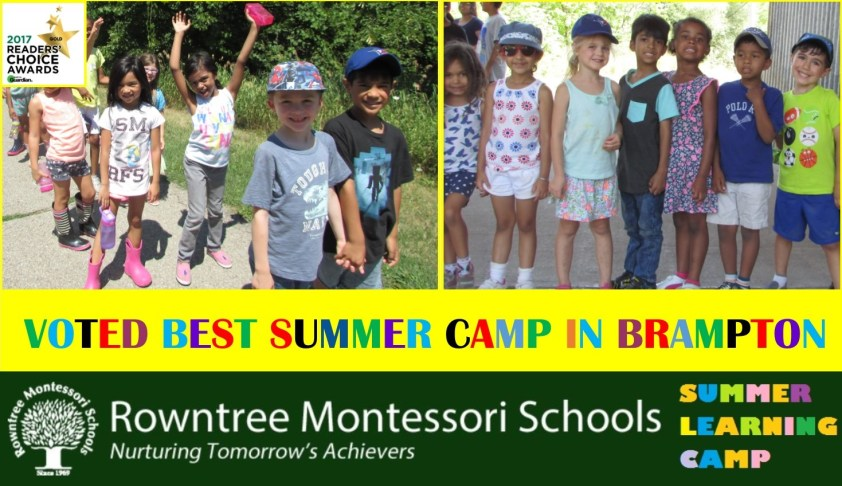 Best Summer Camp in Brampton
