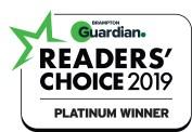 Logo for Readers Choice Award 2019