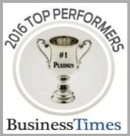 2016 Top Performers