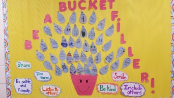 Filling Your Bucket in Kindergarten