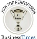 2016 TOP Performers Platinum Logo