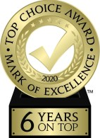 Rowntree Montessori Schools wins Top Choice Award for Brampton Private School for 6th consecutive year