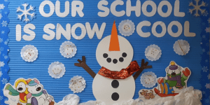 Celebrating winter at RMS