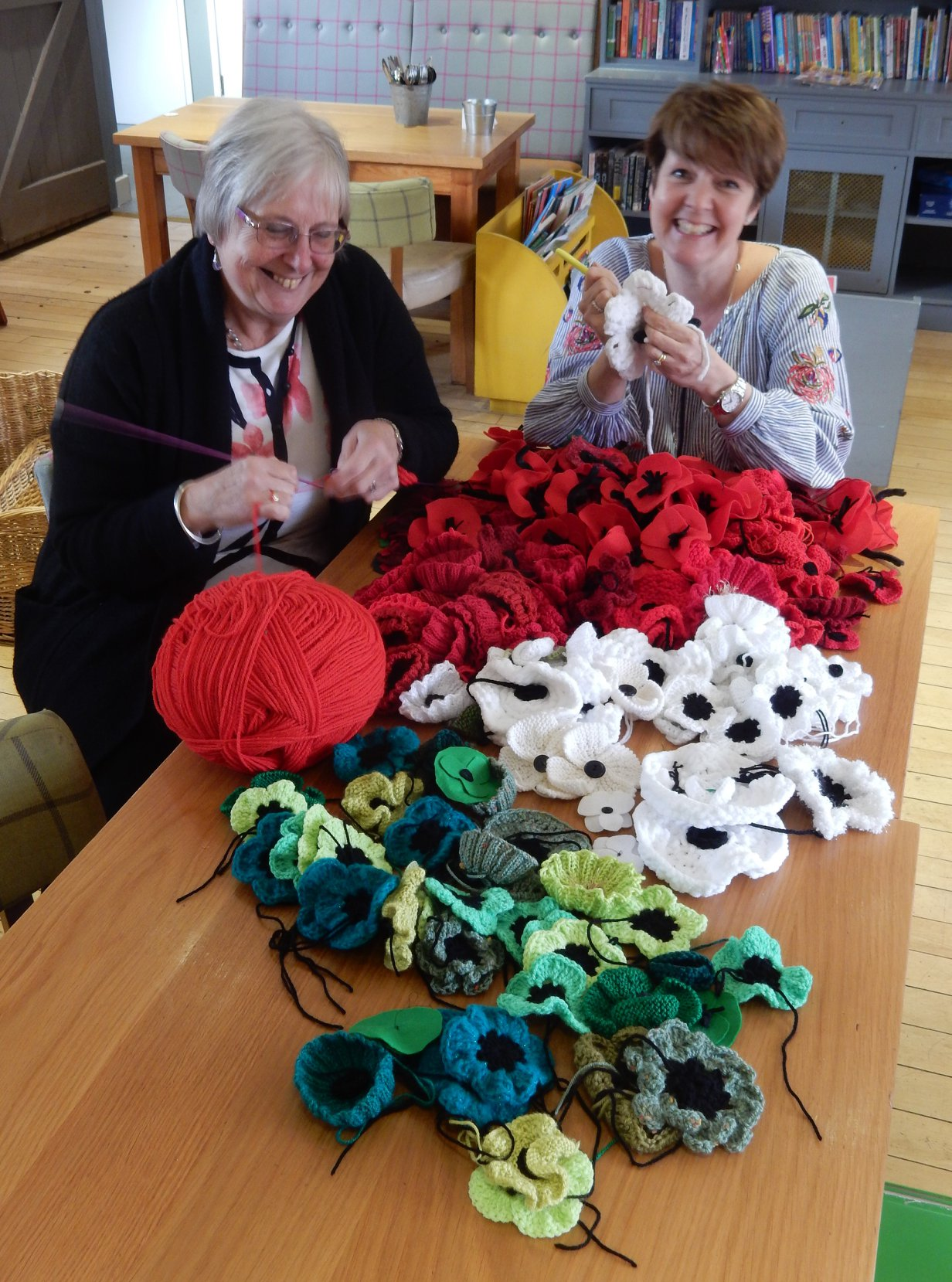 Rowntree park craft group