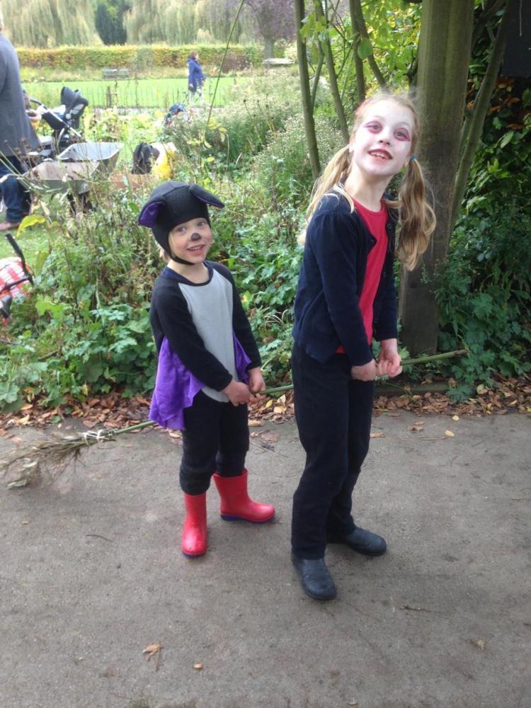 Spooky Saturday Rowntree Park York Halloween