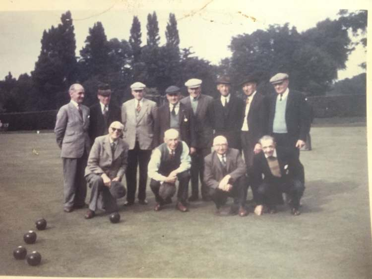 Rowntree Park Bowls