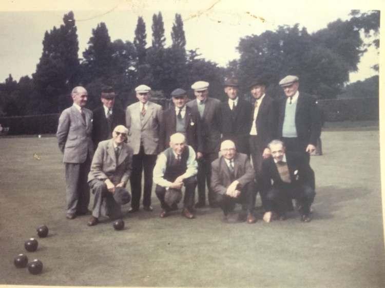 Rowntree Park Bowls