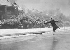 Rowntree Park Ice-skating