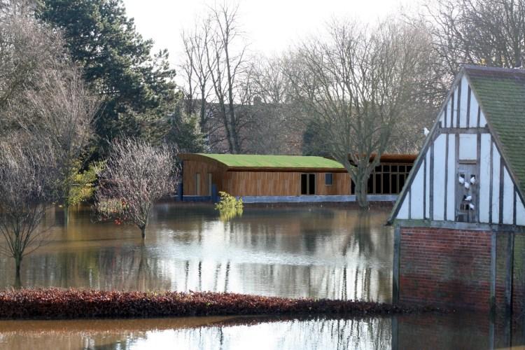 Rowntree Park Ark