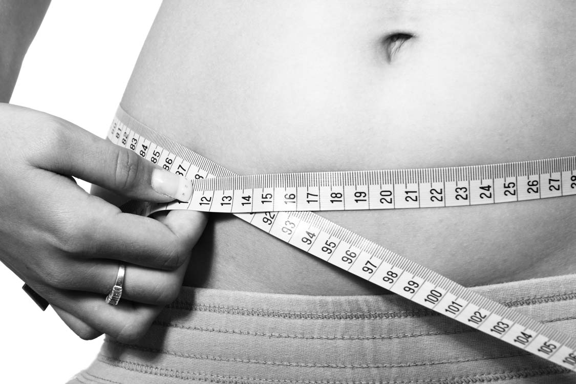 stress and your body weight