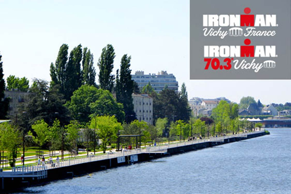 2016 IRONMAN VICHY, FRANCE RACE REPORT