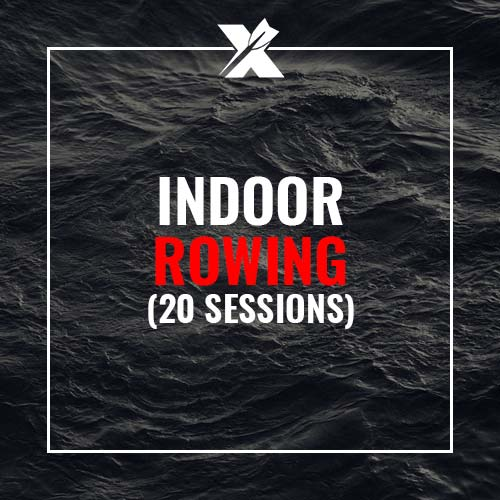 Indoor Rowing Class (20 Sessions + 1 Free)