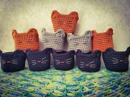 Kitty baskets