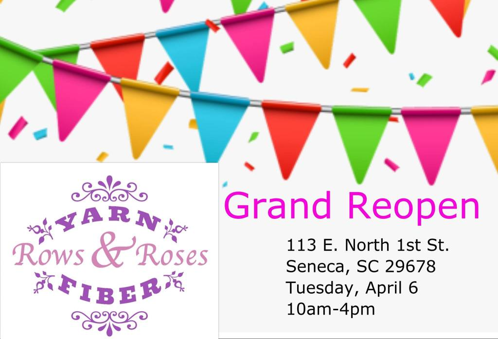 Grand Reopen