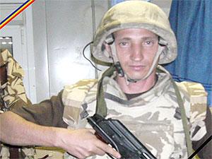 Ioan Grosaru erou Irak MApN