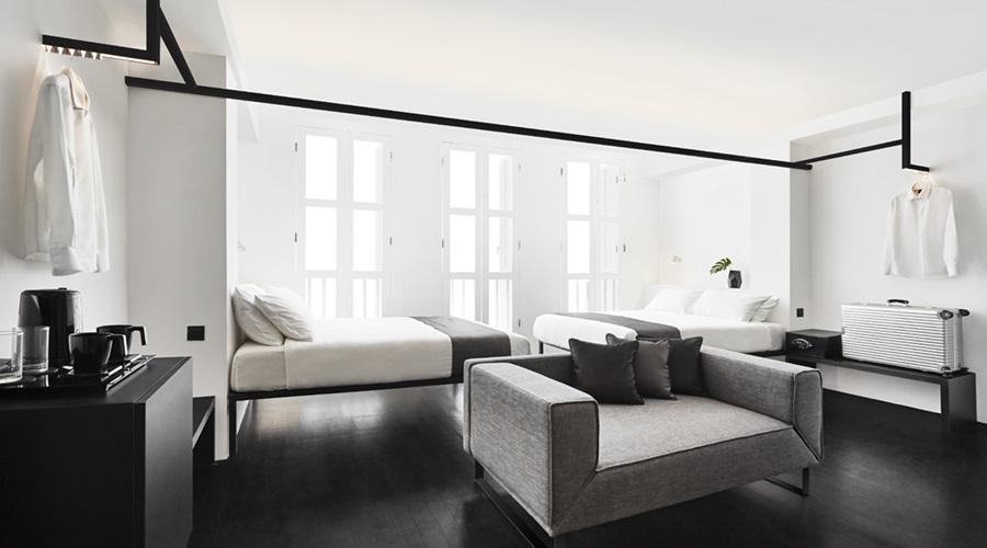 Inspo Interiorismo Comercial: Hotel Mono