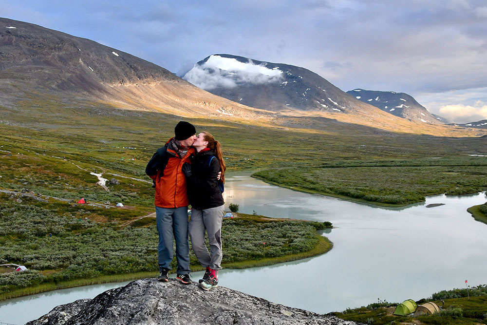 9 ans d'amour et de voyages