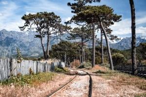Visiter la Corse en train
