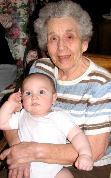 Great-grandma and Nick (2)B