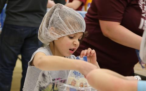 Faith Conversations: Local effort to combat hunger seeks 14,000 volunteers, 2.5 million packed meals