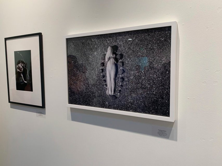 photo of Swaddling My Self at the dnj Gallery