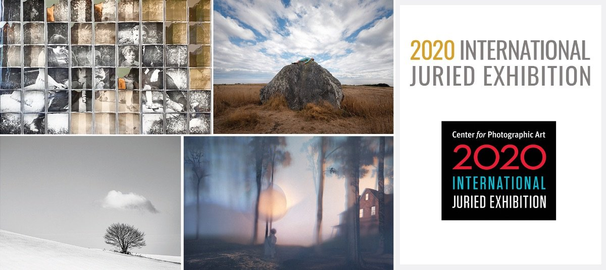 postcard image from 2020 international juried exhibition by center for photographic art in carmel, ca