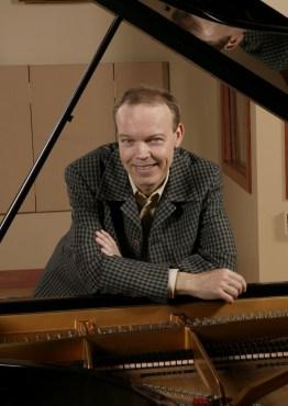 Christian Parent, pianiste (Espace vital)