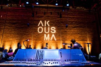 Akousma XXIIe édition automne 2015, photo: Caroline Campeau