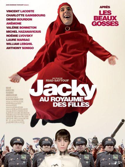 Affiche Jacky