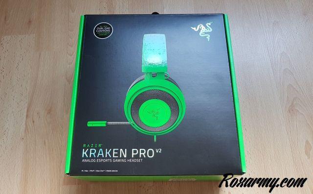 Test Du Razer Kraken Pro V2 Un Bon Casque Pour Gamer