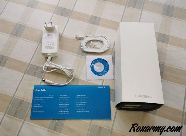 LinkSys Velop MX53000