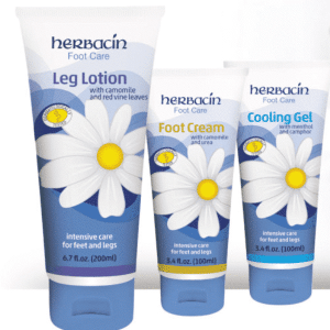 HERBACIN FOOT CARE