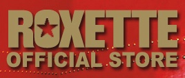 Official Roxette store for merchandise